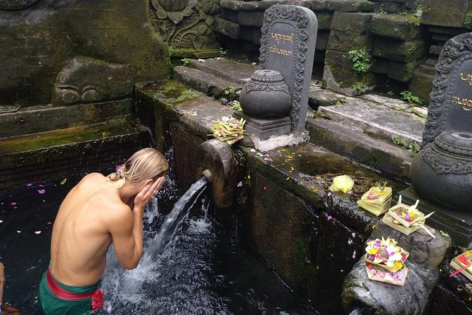 Ubud Amazing Day Trip