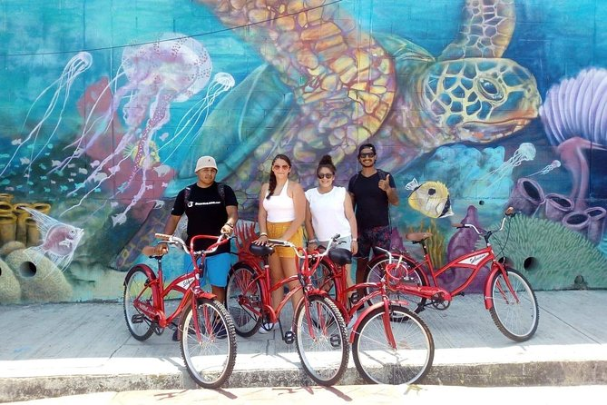 Playa del Carmen Bike Art Tour