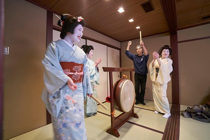 Discovering authentic culture of Geisha
