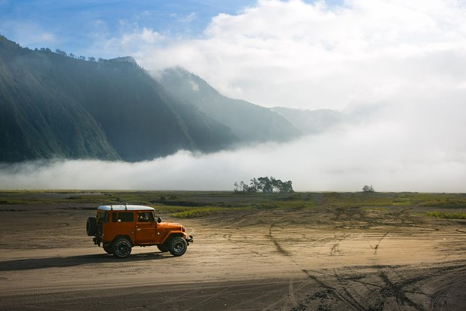 Mount Batur Black Lava Jeep Small Group Tour - Full Day