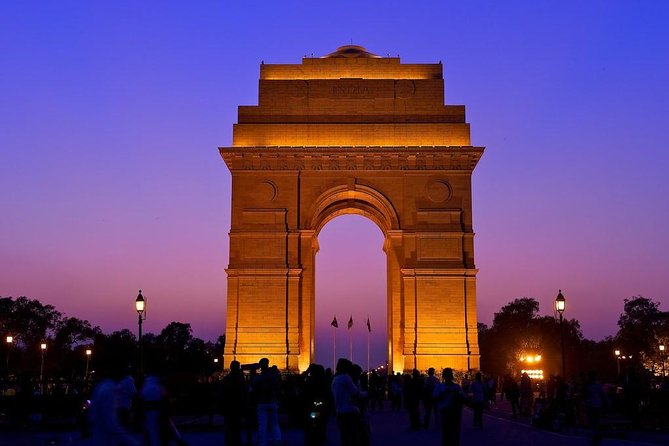 Night Tour of Delhi with your Private Guide