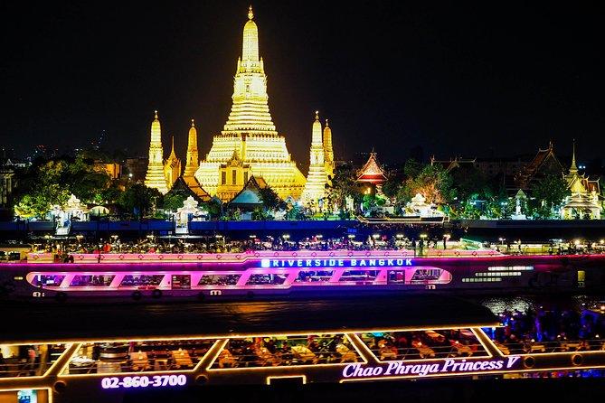 Bangkok Night Food and City Tour by Tuk Tuk
