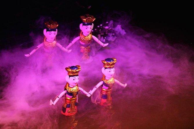 Evite las colas: entrada para el espectáculo de marionetas acuáticas