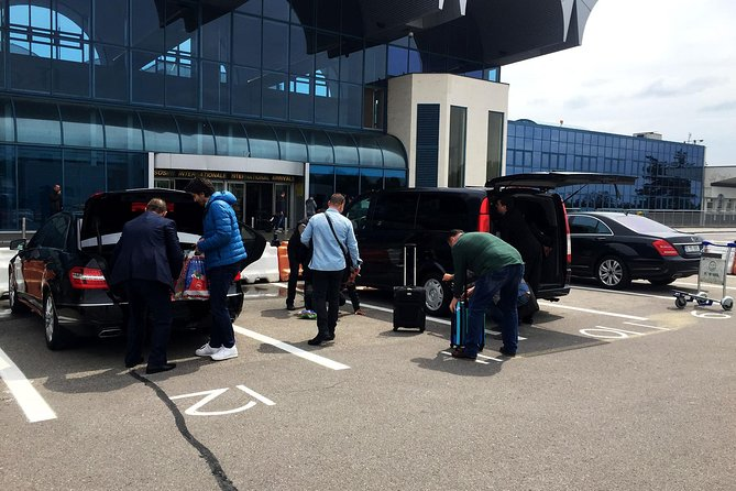 Bucharest Henri Coanda Intl Airport - Your Private Transfer - all inclusive rate