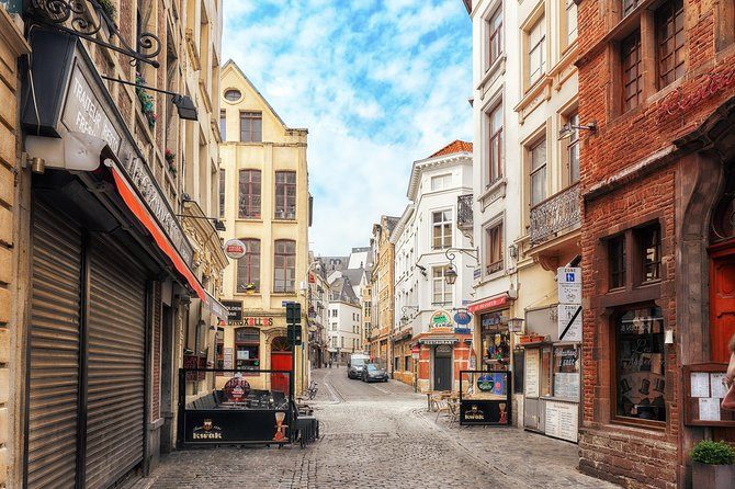Brussels: Book A Local Host For Full Day