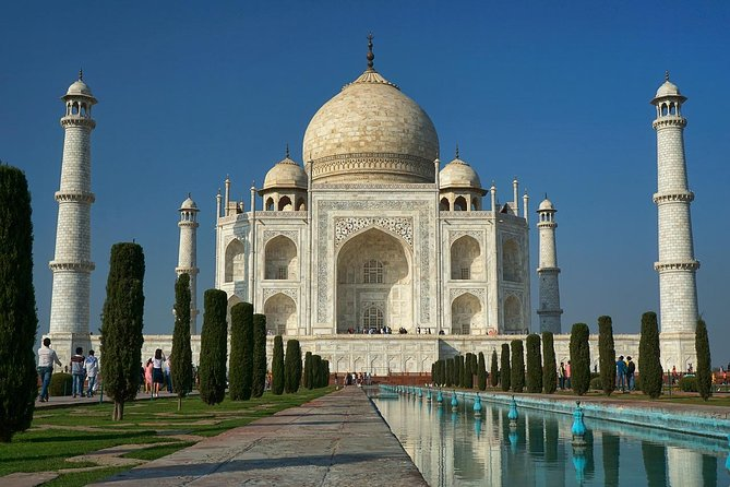 Private 3 Nights 4 Days Golden Triangle Tour (Delhi - Agra - Jaipur )