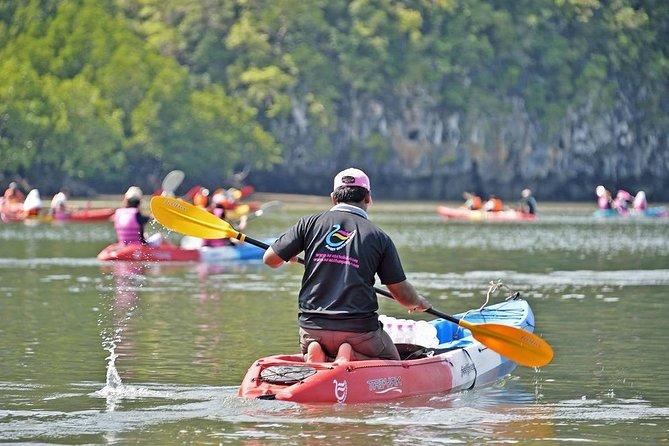Ao Thalane Bay Sea Kayaking Adventure from Krabi