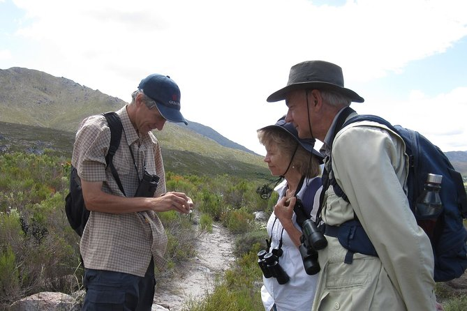 Guided Walk at Phillipskop
