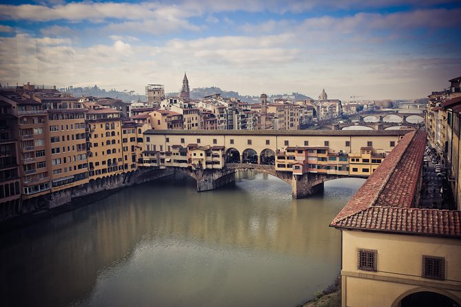Unesco Jewels: Florence from Rome by High Speed Train at your pace