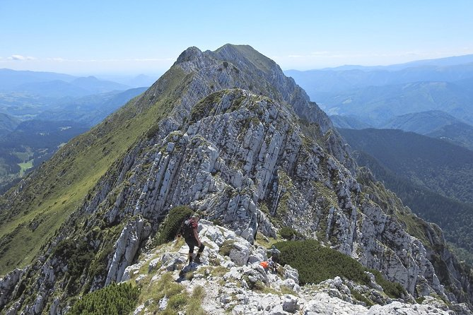 Hike the highest peak in Piatra Craiului mountains (2238 m)