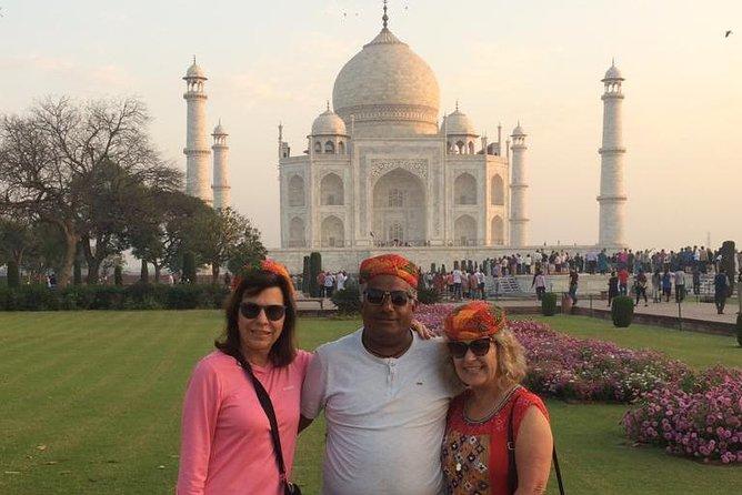 Excursão de Triângulo Dourado Privativo de 2 dias para Agra e Jaipur saindo de Nova Delhi