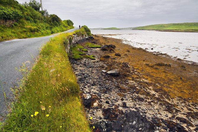 Walking Inishbofin Island 1 day self guided Connemara coast Wild Atlantic Way