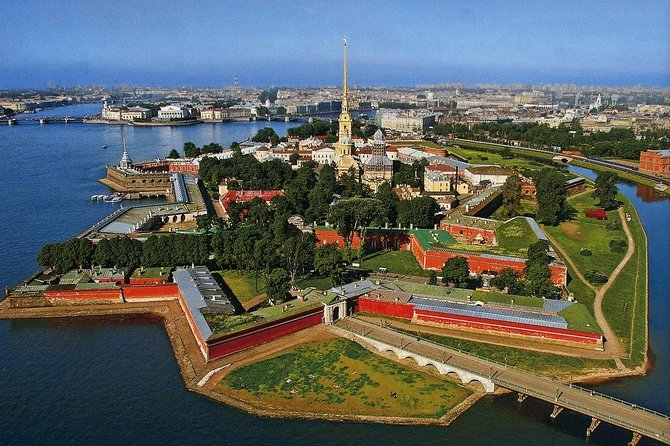 2-Day Private Shore Excursion of St Petersburg (Visas Included)