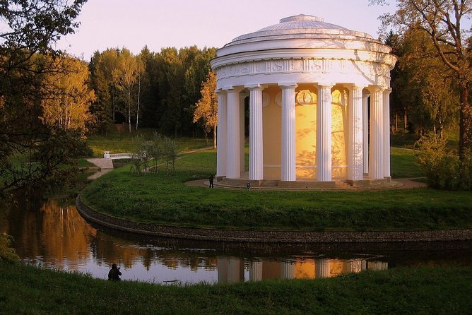 Pavlovsk Imperial Residence Tour by Car