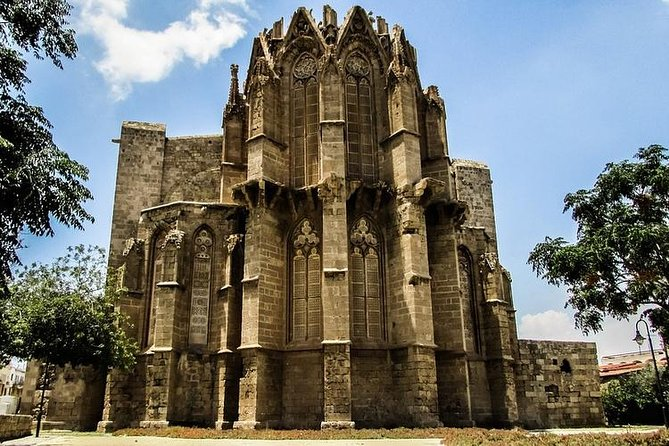 Discover Famagusta from Larnaca