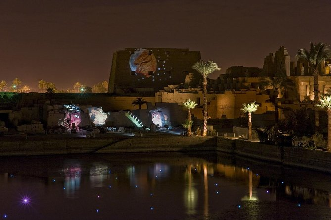 Sound and Light Show at Karnak Temple in Luxor photo 6