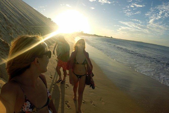 All day tour Praia do Pipa pick up in João Pessoa