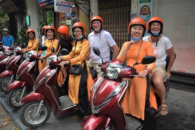 2 and a Half Hours Hanoi Motorbike Tour