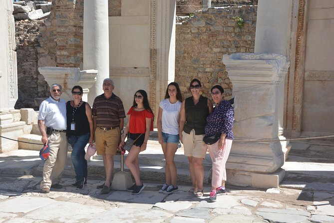 Private Ephesus Shore Excursion With Shopping Time