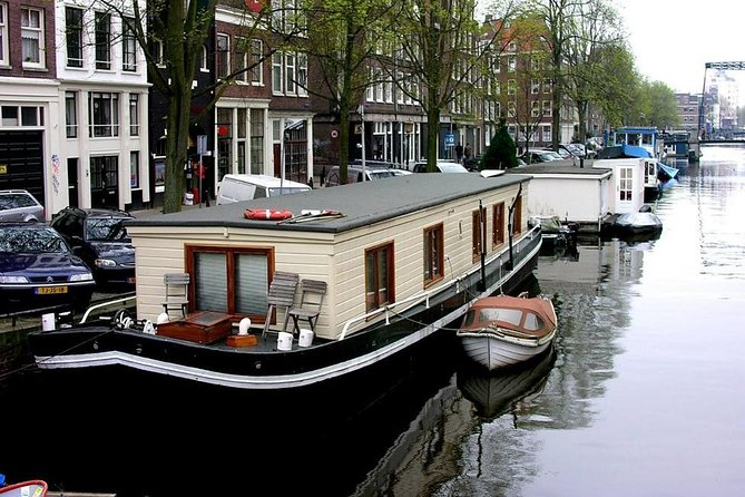 Private walking tour in Amsterdam
