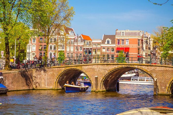Panoramic Private Tour of Amsterdam