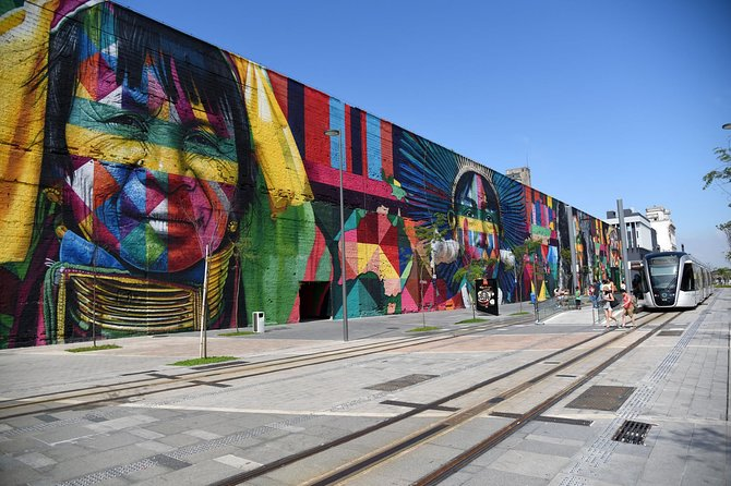 Olympic Boulevard, Museum of Tomorrow & Historical Rio
