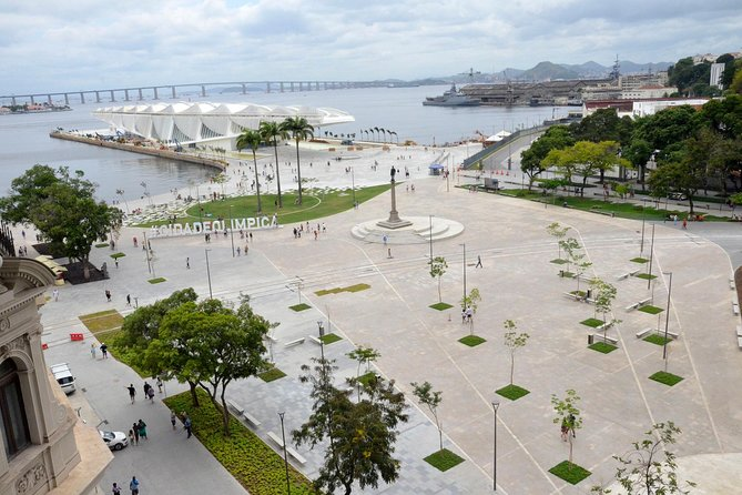 Olympic Boulevard, Museum of Tomorrow & Historical Rio photo 8