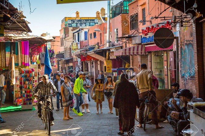 Full day guided city tour of Marrakech with professional licensed guide