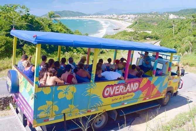 Bombinhas Beach day tour pick up from Camboriú
