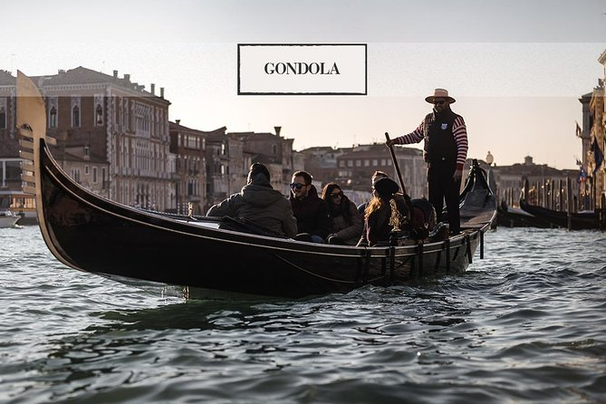 Venice: Grand Canal by Gondola with commentary photo 7