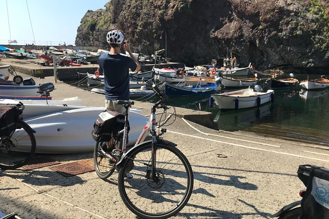 Levanto-Bonassola for everyone, panoramic ebike tour