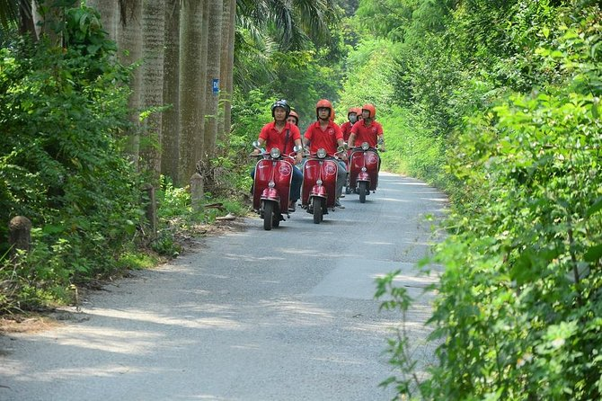 Hanoi Red River Delta Villages Vintage Vespa Tours photo 1