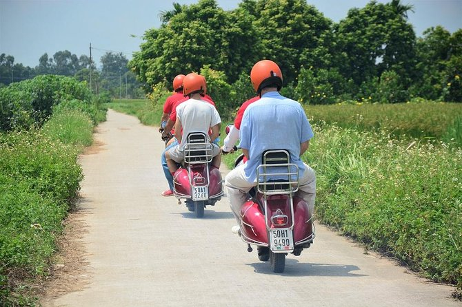 Hanoi Red River Delta Villages Vintage Vespa Tours photo 8