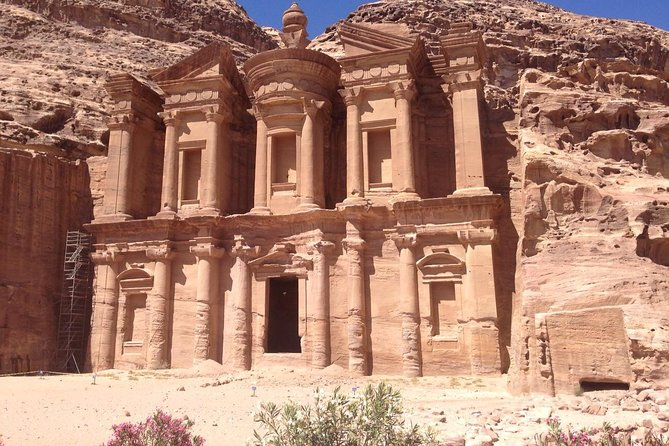 from Amman or Dead Sea to Petra - Private Guided Tour with Lunch