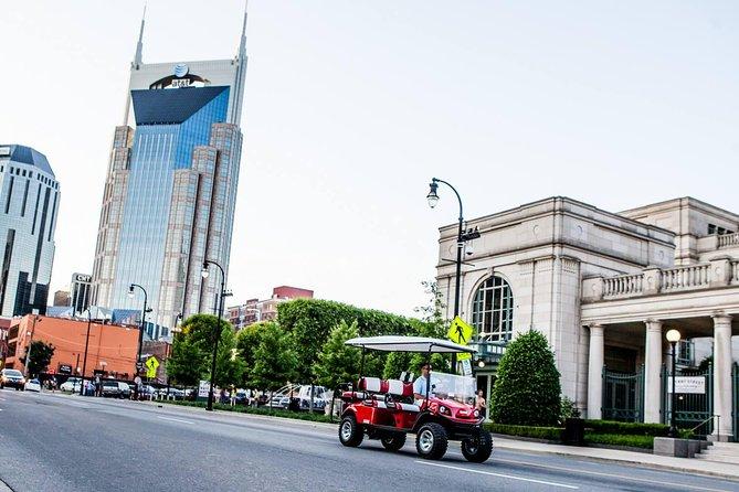 Mural Art Tour of Nashville by Golf Cart