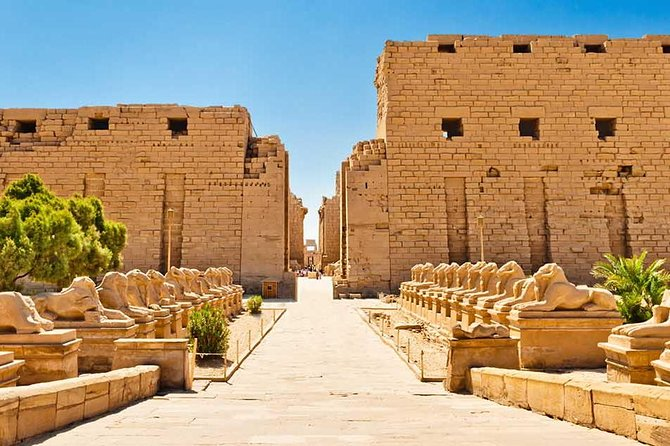 Luxor East Bank Half-Day Tour