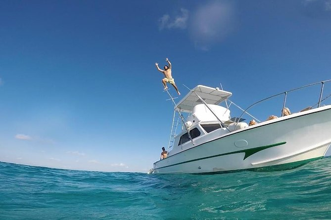 Private Boat Charter, Stingray City, Starfish Point, Coral Gardens & Much More photo 2