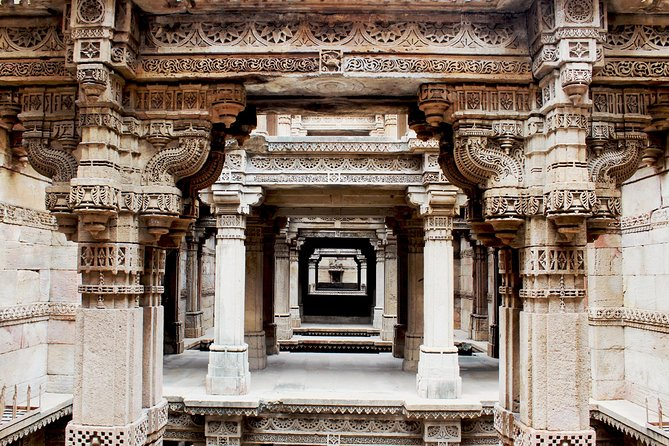 02 Nights & 03 Days Ahmedabad Tour with Excursion to Stepwells