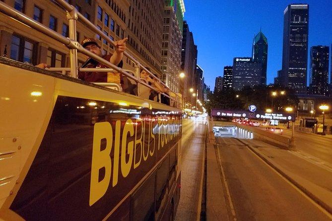 Big Bus Chicago Night Tour