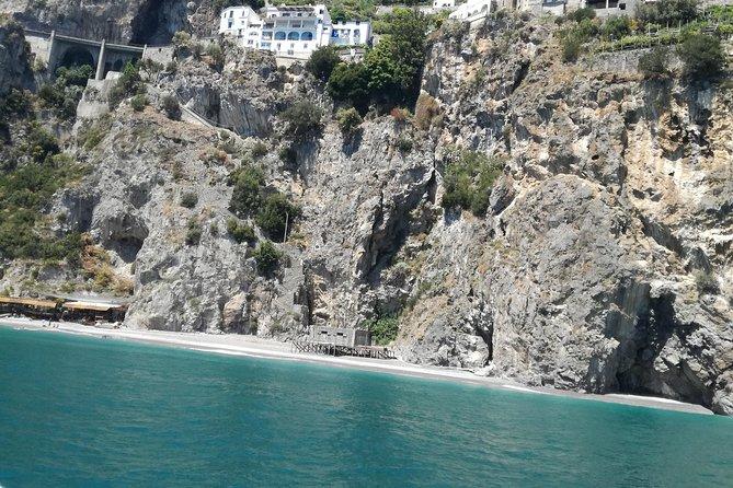Amalfi Coast Historic Tour