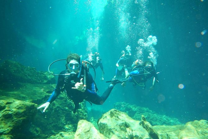 Tulum Discover Scuba Diving 2 Dives (Casa Cenote and Coral Reef) photo 3