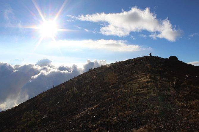 Atitlan Volcano Hike
