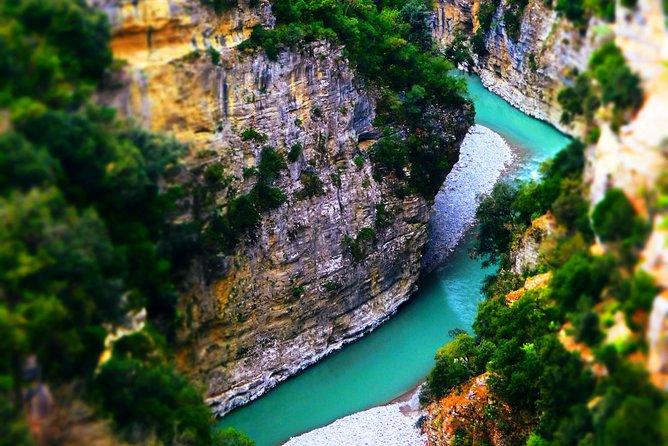 Osumi Canyons and Bogova Waterfall - Tour by 1001 Albanian Adventures