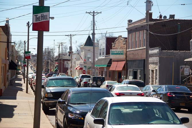 Little Italy Neighborhood in St. Louis.