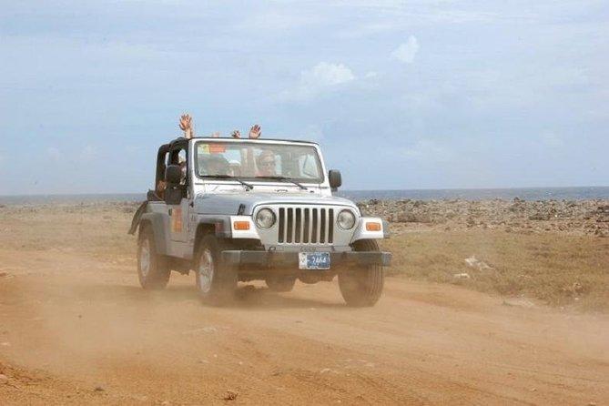Aruba 4X4 Full-Day Jeep Safari Tour