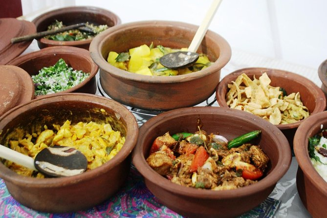 Private Traditional Sri Lankan Cooking Class in Kandy with Hotel Transfers
