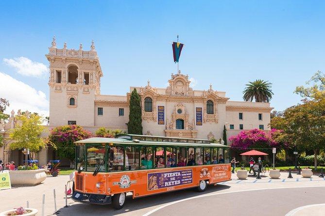 Excursão em San Diego: Excursão em bonde panorâmico