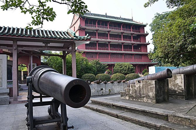 Best Private Classic Day Tour in Guangzhou with Traditional Canton Lunch