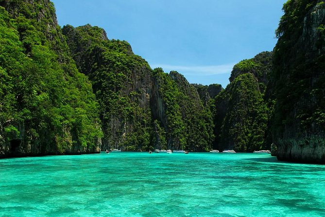 Early Bird Phi Phi Islands Tour From Phi Phi by Speedboat