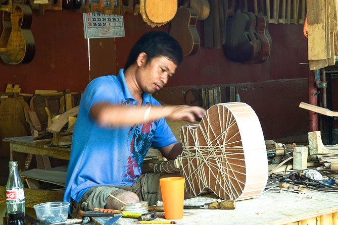 Cebu Arts and Crafts Half-Day Factory Tour